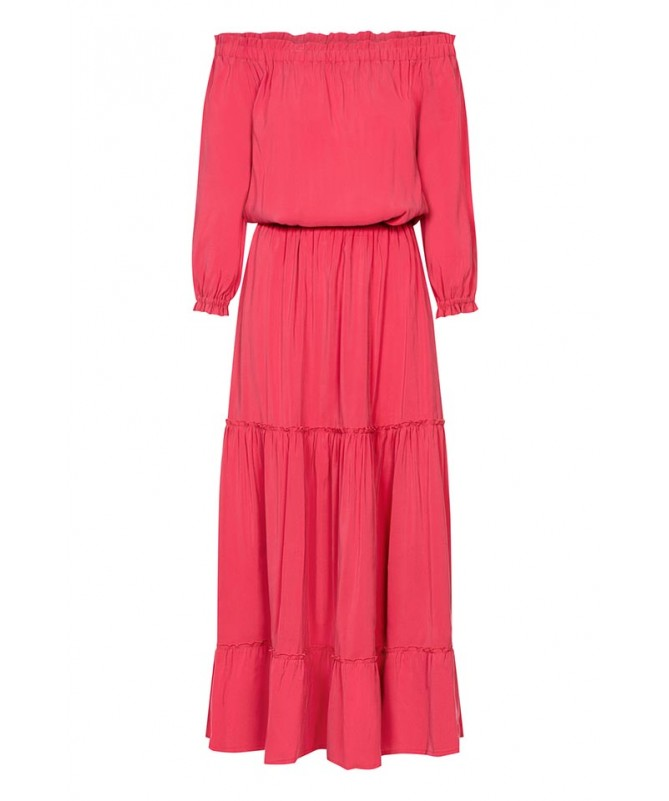 Sukienka MAXI RED