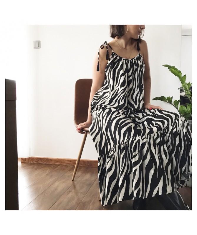 Sukienka MAXI PRIMA