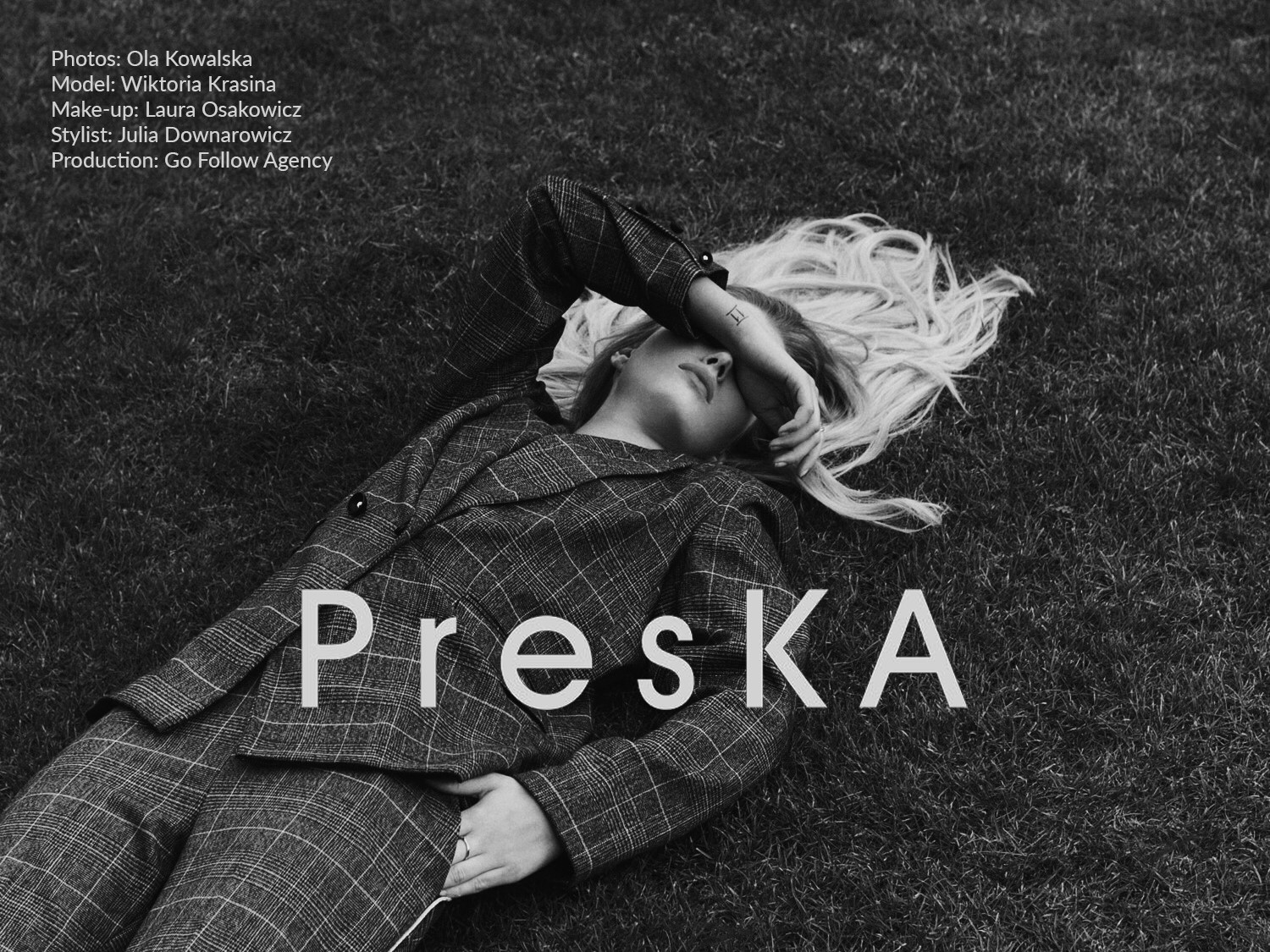 Lookbook Preska SUMMER 2018
